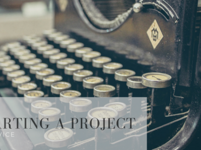 Starting A Project SMB